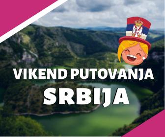 vikend putovanja srbija