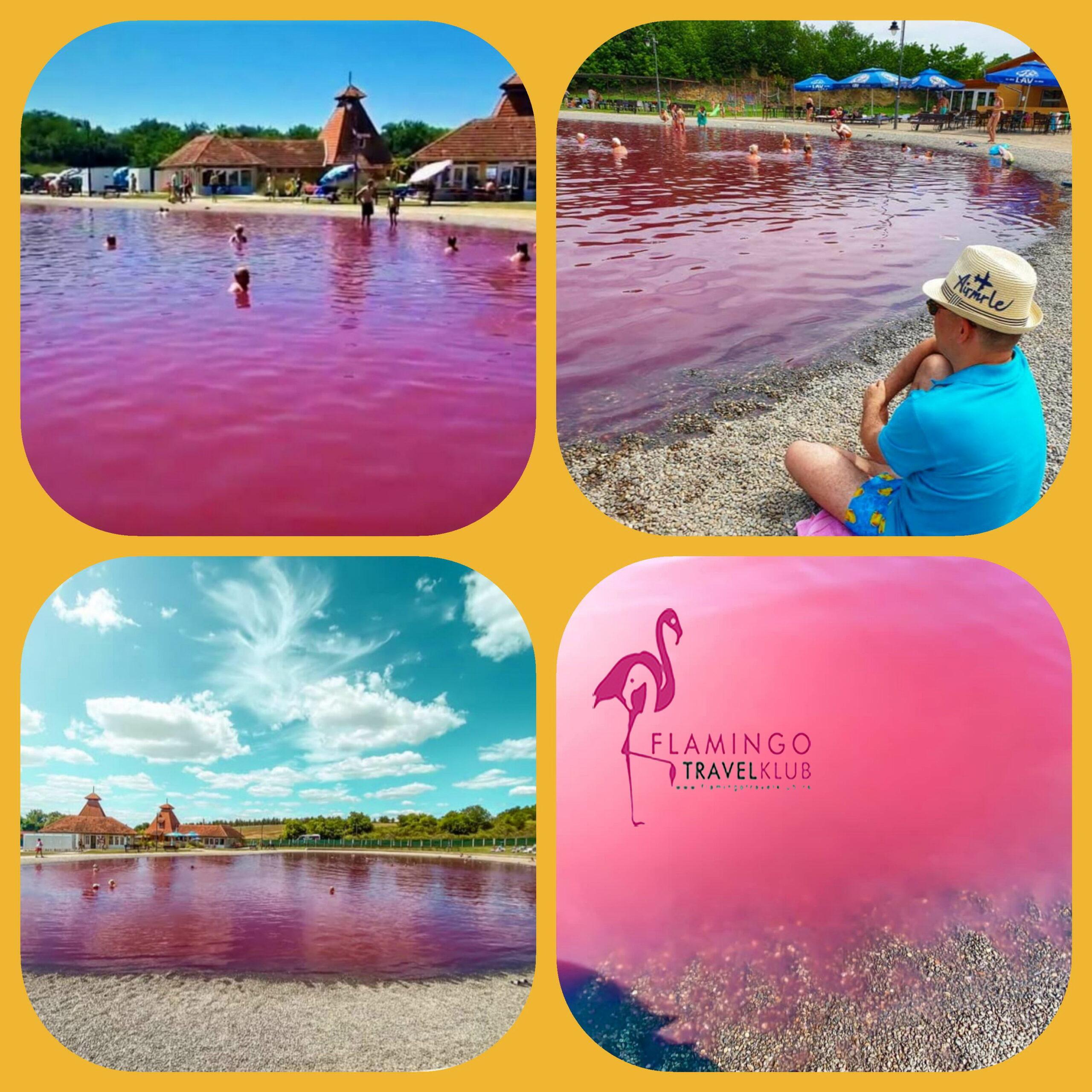 banja pacir roze jezero