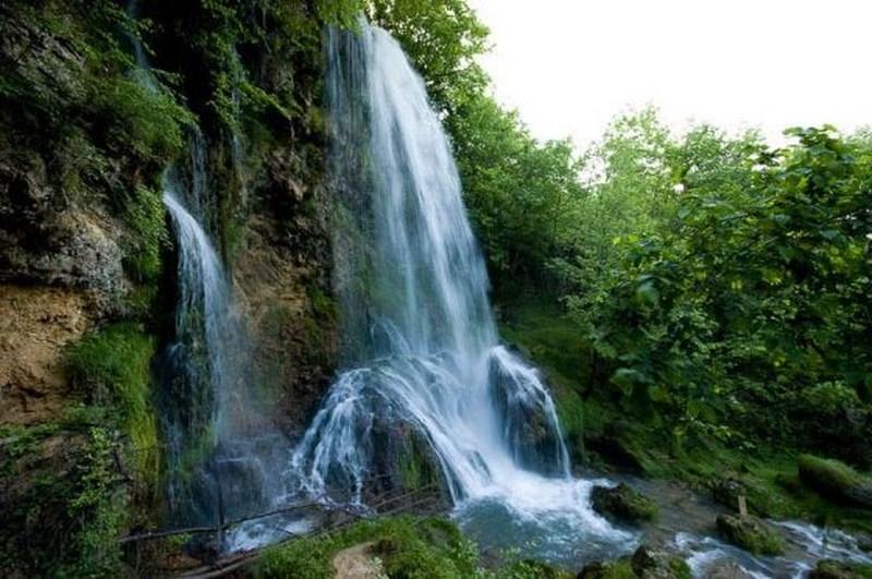 gostilje vodopad